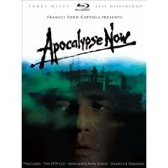 Apocalypse Now - Twice? Heck, I've seen 6 times, and there'll probably be #7. A powerful film, with metaphors for just about everythin in life, plus is is just a great war movie. Siagon, Shit, I'm still only in fuckin' Siagon.