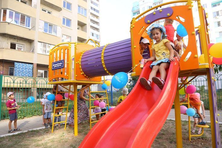 Игровой комплекс Еlephant «Тоннель» (КН 1-7). Детский садик № 5. Одесса.