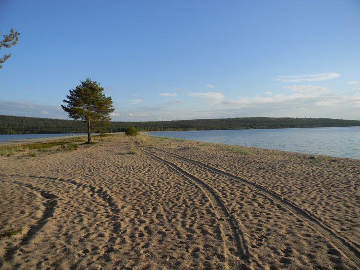 Livojärvi - Livo Lake, Posio, South Lapland