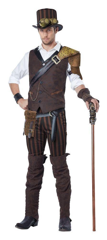 Steampunk Adventurer 01508 Kostüm Herren  | eBay