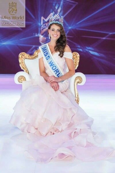 Crowned Miss world 2014 miss South Africa