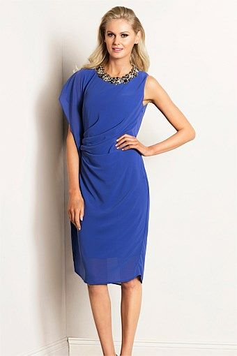 Dresses | Buy Women's Dresses Online - Grace Hill Asymmetrical Shift