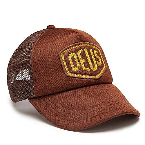 DEUS Trucker Kappe Felt Shield - brown Deus ex machina https://www.amazon.de/dp/B01MEH1L6C/ref=cm_sw_r_pi_dp_x_Yr5-yb14KP34K