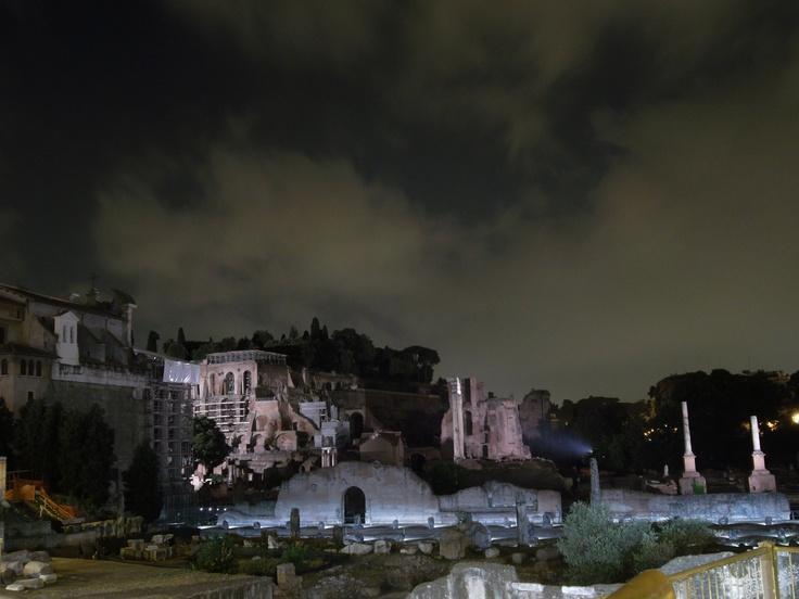 rome at night 6
