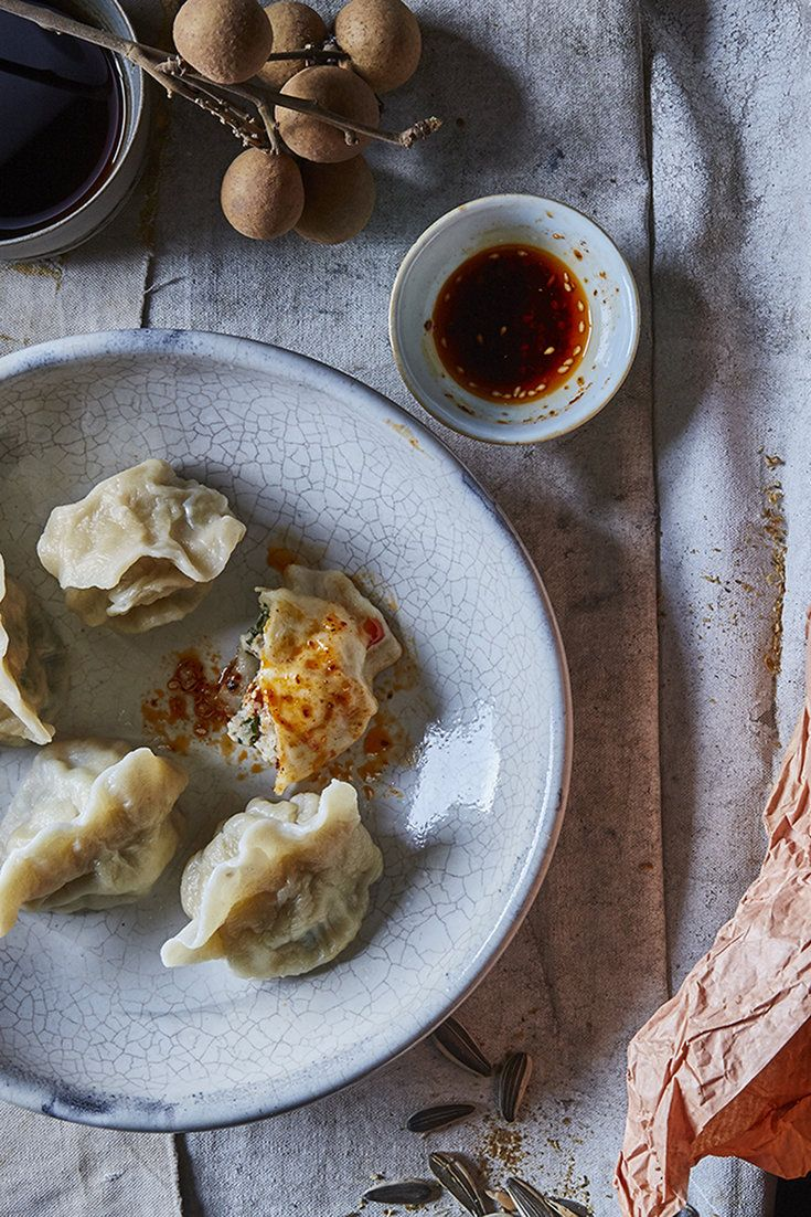 NYT Cooking: This recipe for pork-and-chive dumplings comes from the chef Helen You, who learned to make dumplings from her mother in Tianjin, China. She serves these classic boiled dumplings, along with 100 other varieties, at her restaurant, Dumpling Galaxy, in Flushing, Queens. The filling is a simple mix of ground pork, seasoned with grated ginger, soy and garlic chives, and it works...