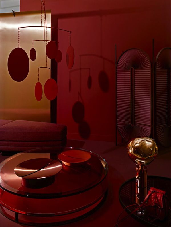 Colors of 2017 according to AD France-Eclectic Trends