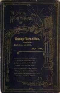Suzanne Versailles