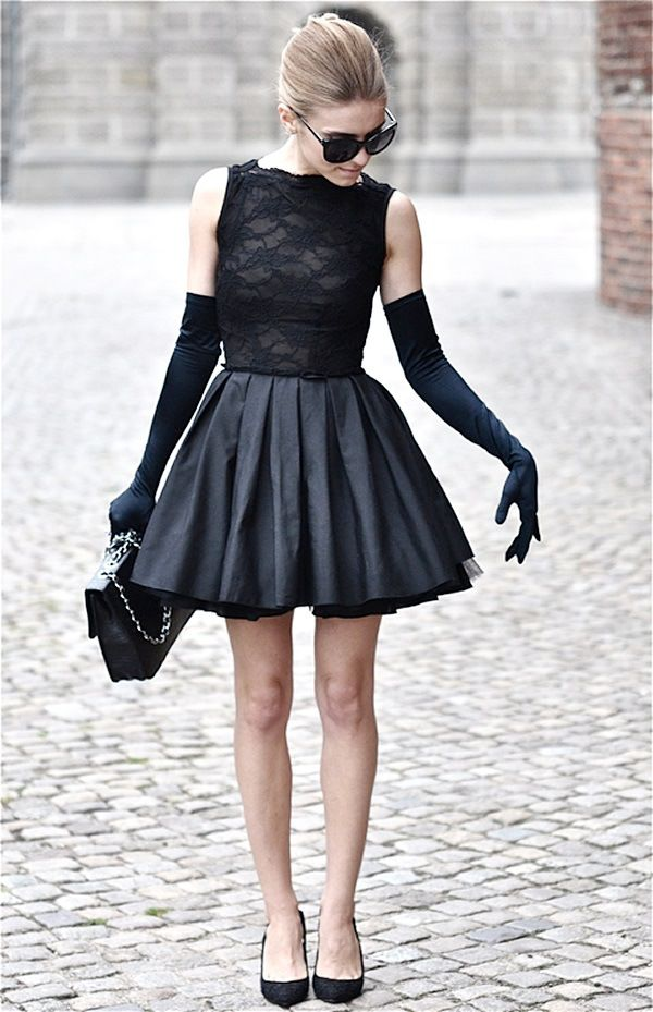 7 Ways To Wear Your Lbd On Halloween Dresses Girls