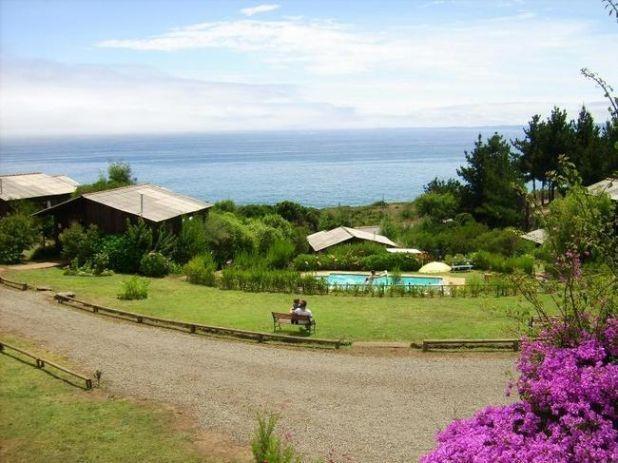 Pelluhue en la VII Región, Chile