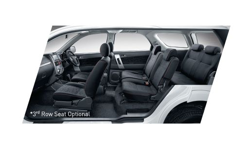 New Rush TRD Sportivo Interior  18