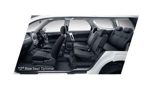 New Rush Type G Interior 5