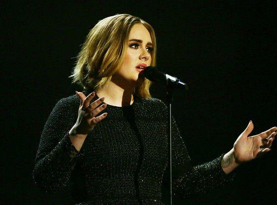 Adele explica porque não disponibilizou o álbum 25 para streaming   E! Online Brasil