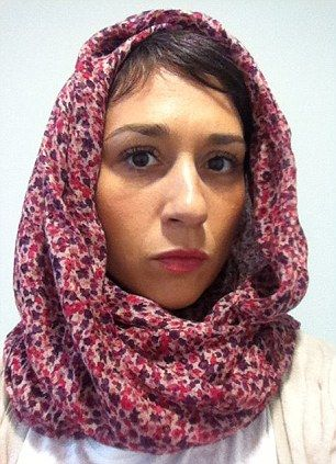 One million women worldwide will show their support for a brutally murdered Iraqi immigrant by posting pictures of themselves wearing hijab headscarves as part of a global campaign. Muslim mother-of-five Shaima Alawadi was found beaten and unconscious in her San Diego home last month in an apparent killing which officials described as a hate crime.