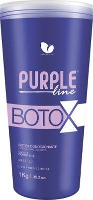 Chic e Fashion: Botox Capilar para cabelos loiros