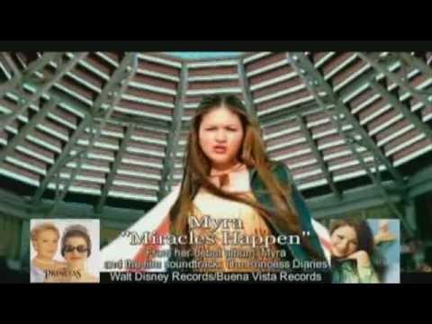 Miracles Happen – Myra [music video]