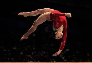 Meet Jordyn Wieber -- considered one of the favorites for the all-around gold medal in gymnastics.