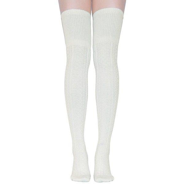 3e609463e61 TooPhoto Over Knee Socks Thigh High Stockings Tube Women Knee High... ( 8.99