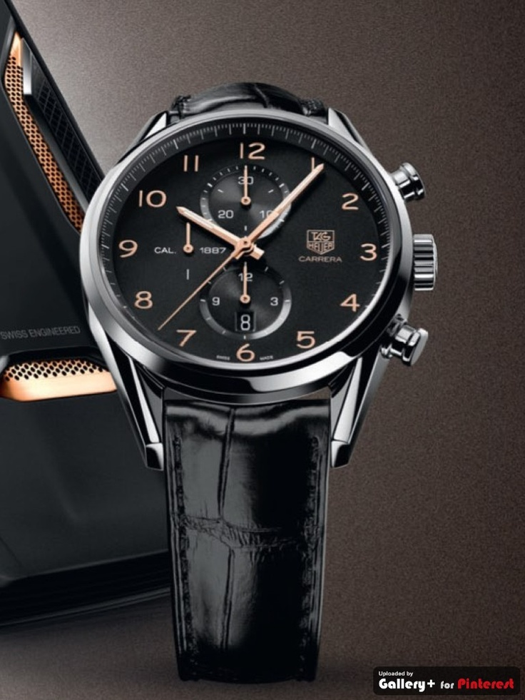 26 best Tag Heuer images on Pinterest Jewel box Luxury watches