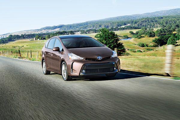 2016 Toyota Prius V @ Milton Toyota in Greater Toronto Area