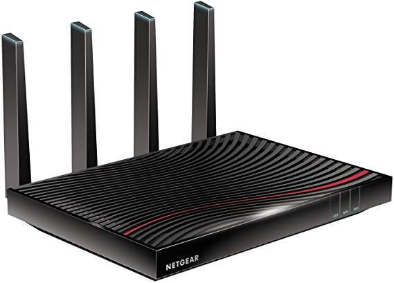 Amazon Com Netgear Nighthawk Cable Modem Wifi Router Combo C7800 Compatible With Cable Providers Including Xfinity In 2020 Cable Modem Wifi Router Cable Providers