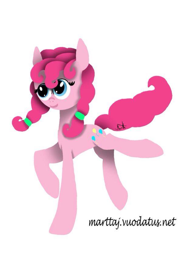 Pinkie Pie by Marttaj