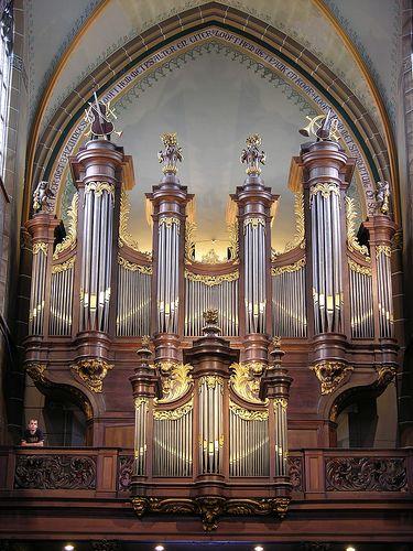 Helmond - Church of Saint Lambertus, main organ   Flickr - Photo Sharing!