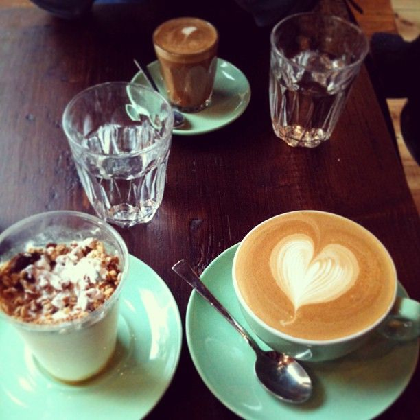 Afterwork Coffee at Freestate Coffee / photo by Michelle