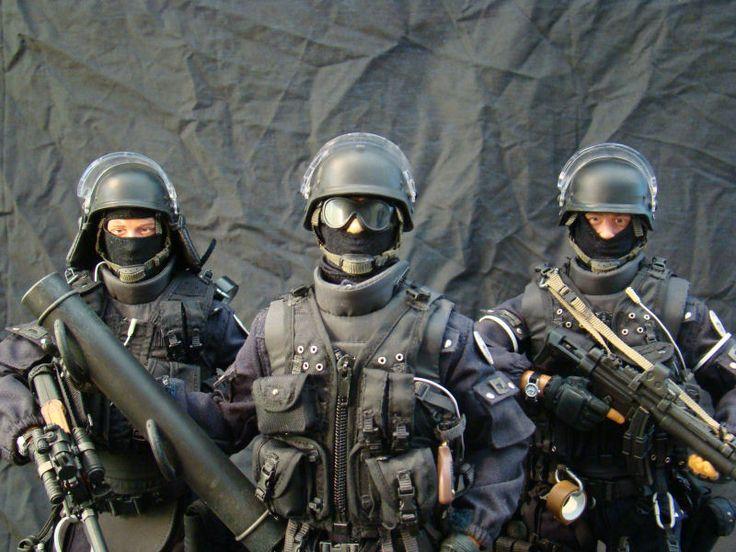 France Groupe d'Intervention de la Gendarmerie Nationale (GIGN)