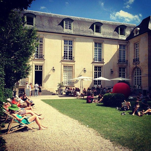 Institut Suédois | 11 Rue Payenne, 75003 Paris