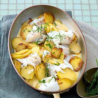 Pannfisch Rezept | Küchengötter