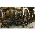GFD - Neo Renaissance 7 Piece Traditional Dining Room Set - S592400TG-7SET  SPECIAL PRICE: $1,997.00