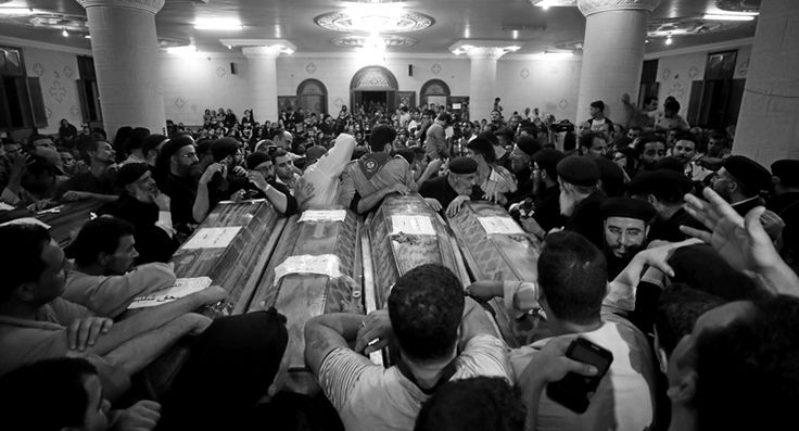 Kıptilere saldırının ardından: Mısır, Libya'da bir kampı vurdu
