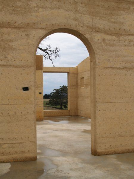 539 Best Mud Brick Rammed Earth Houses Images On Pinterest Rammed Earth Architecture And