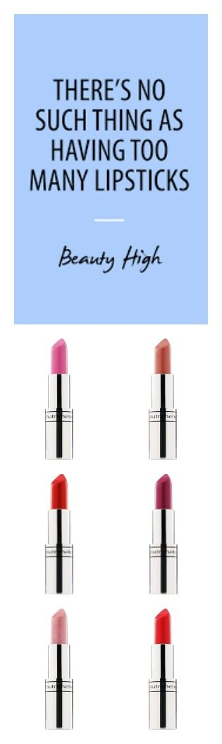 Every girl knows that your lip colour needs to be versatile - your mood, your outfit, you makeup style all determine what lipstick will work best. Why not make sure you have the right one by having a choice? Let Nutrimetics help you with your versatility! https://www.facebook.com/mallorydehnel.nutrimetics?fref=ts