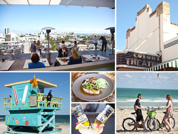 36 Hours in South Beach, Miami Beach - NYTimes.com #southbeach #miami #vacation