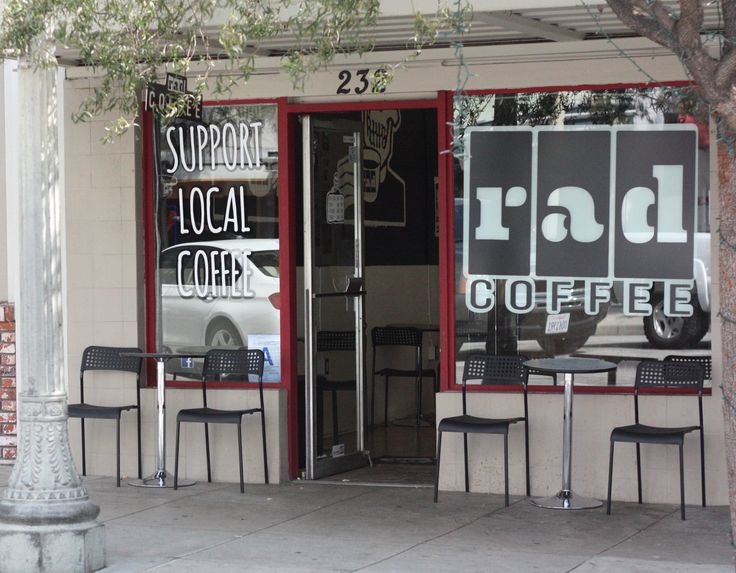 Rad Coffee In Upland More on the blog