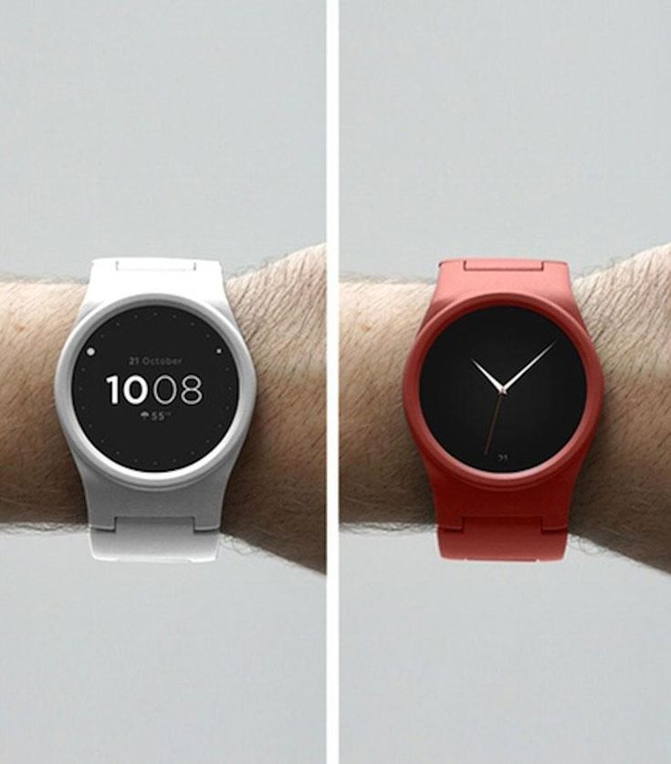 The BLOCKS smartwatch is a modular smartwatch that you can design to fit your style and tech needs #Wearables
