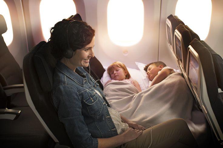 Boeing 787-9 Skycouch For more information on Air New Zealand's new Boeing 787-9 visit http://www.airnewzealand.co.nz/futuretakingflight #AirNZ #787-9 #AirNewZealand #NewZealand