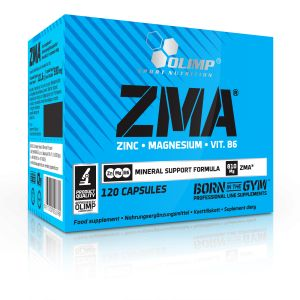 ZMA kaufen als Kapseln  mit  Zink ,  Magnesium  und  Vitamin B6  günstig online bestellen bei  Natural-Fitness24.de !  ZMA  ist die Abkürzung für Zink-Aspartat, monomethionine und Magnesium-Aspartat und ist eine Ergänzung vor allem von...