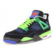 308497-015 Air Jordan 4 Retro DB Doernbecher Superman (Women Men Girls Gs) Price:$104.89  http://www.theblueretro.com/