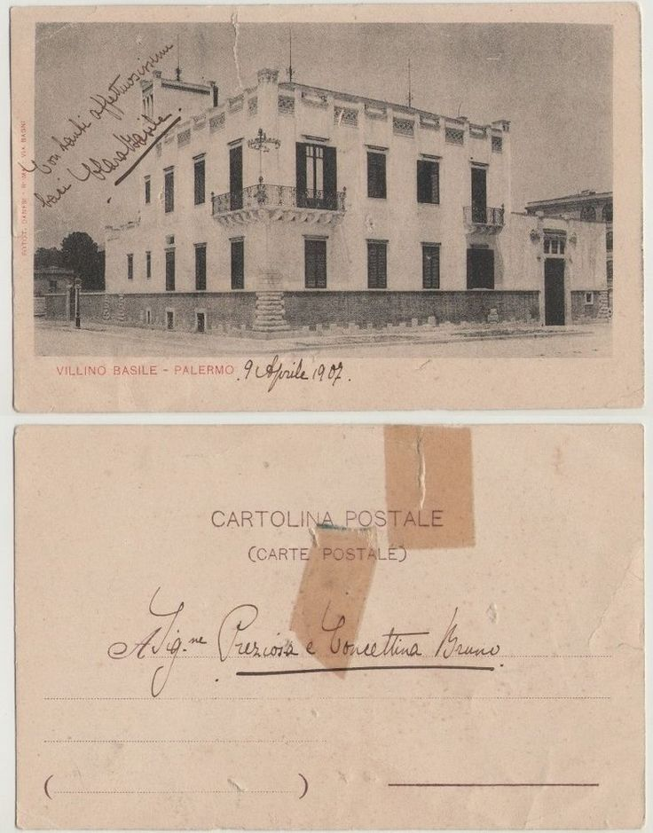 17 best images about sicily engravings old photos on - Architetto palermo ...