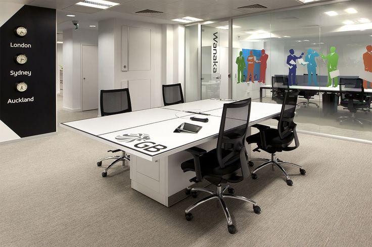 References - Offices - Bankstream - London, UK, 2014 | Sitland Spa