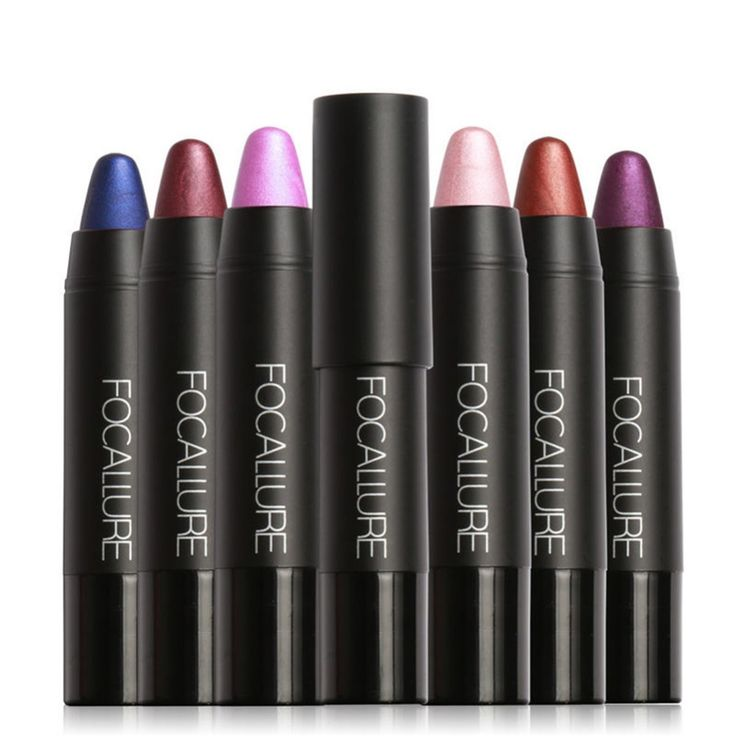 FOCALLURE Brand Metallic Lipstick Waterproof Matte Lip Colors Lip Sticks Cosmetic Easy to Wear Lipstick Matt Batom #251789