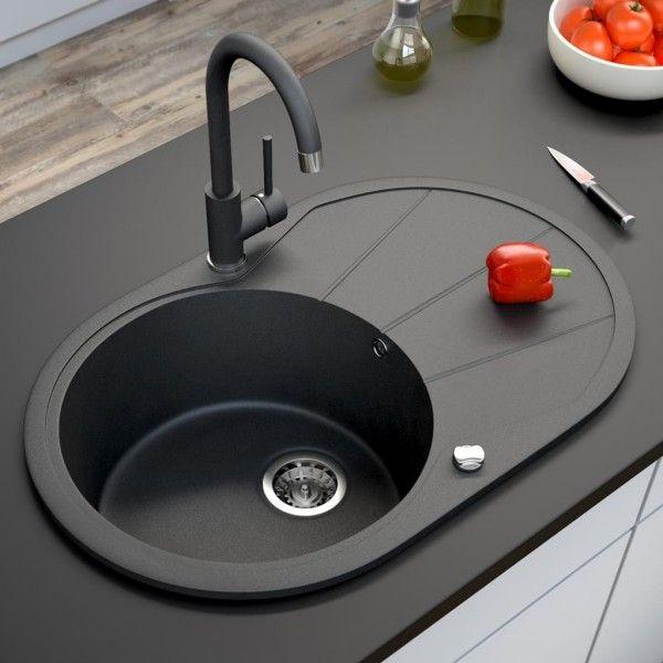 Kuchenspule Granit Eine Wunderbare Alternative Fur Die Moderne Kuche Spulbecken Design Kuchenspule Spulbecken Rund