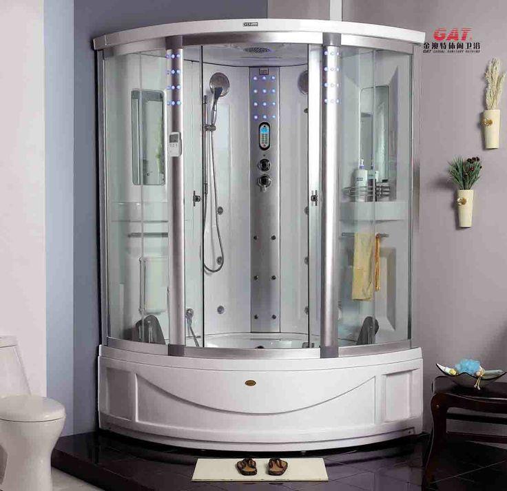 17 best Enclosed shower steamer images on Pinterest | Bathroom ideas ...