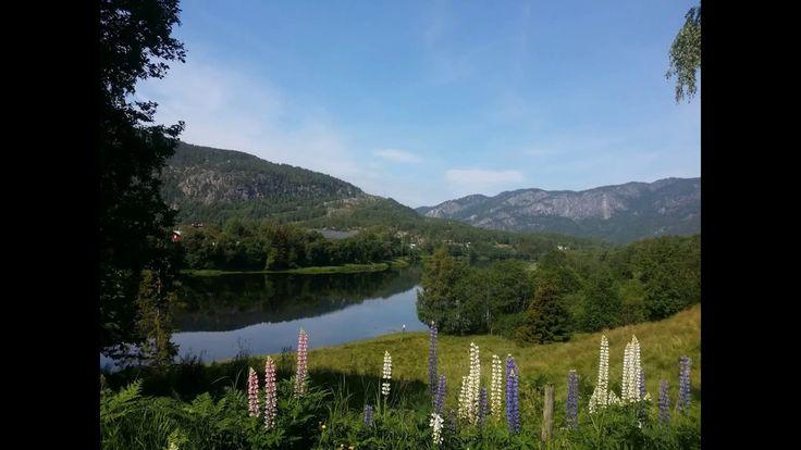 FLA Eventyret nederst i Hallingdal, Buskerud,Norway
