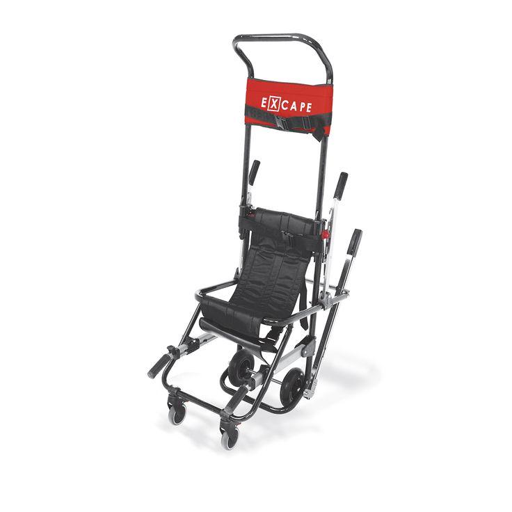 La nuova sedia excape X70 AIR è stata progettata e costruita per poter operare su ogni tipologia di scala e, grazie alla larghezza di appena 300 mm, permette un intervento rapido anche all'interno dell'aeromobile, riuscendo a muoversi agilmente in tutti gli ambienti, perfino attraverso il corridoio della cabina passeggeri  Oltre alle caratteristiche già presenti nel modello X 70, questa sedia da evacuazione e trasporto poggia su un telaio X-frame totalmente ridisegnato per garantire una…
