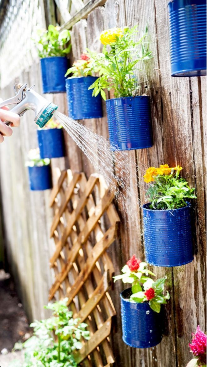 13 of the most loving and easy crafts you can do with old tin cans | SF Globe