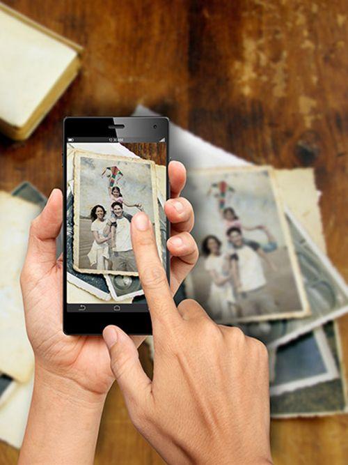 Escanear fotos familiares con éxito (y sin cansarse) - MyHeritage.es - Blog en Español