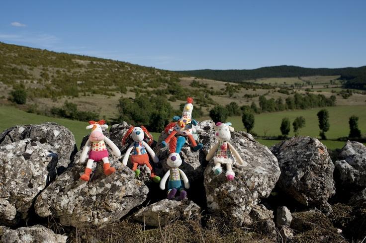 La Happy Farm in the VERCORS south of France